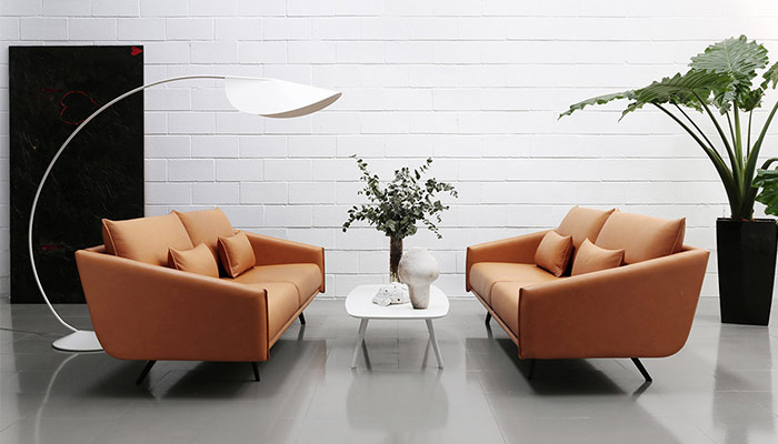 Stua Costura Sofa for commercial spaces